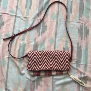 Handbags - Vintage funky boho cloth purse